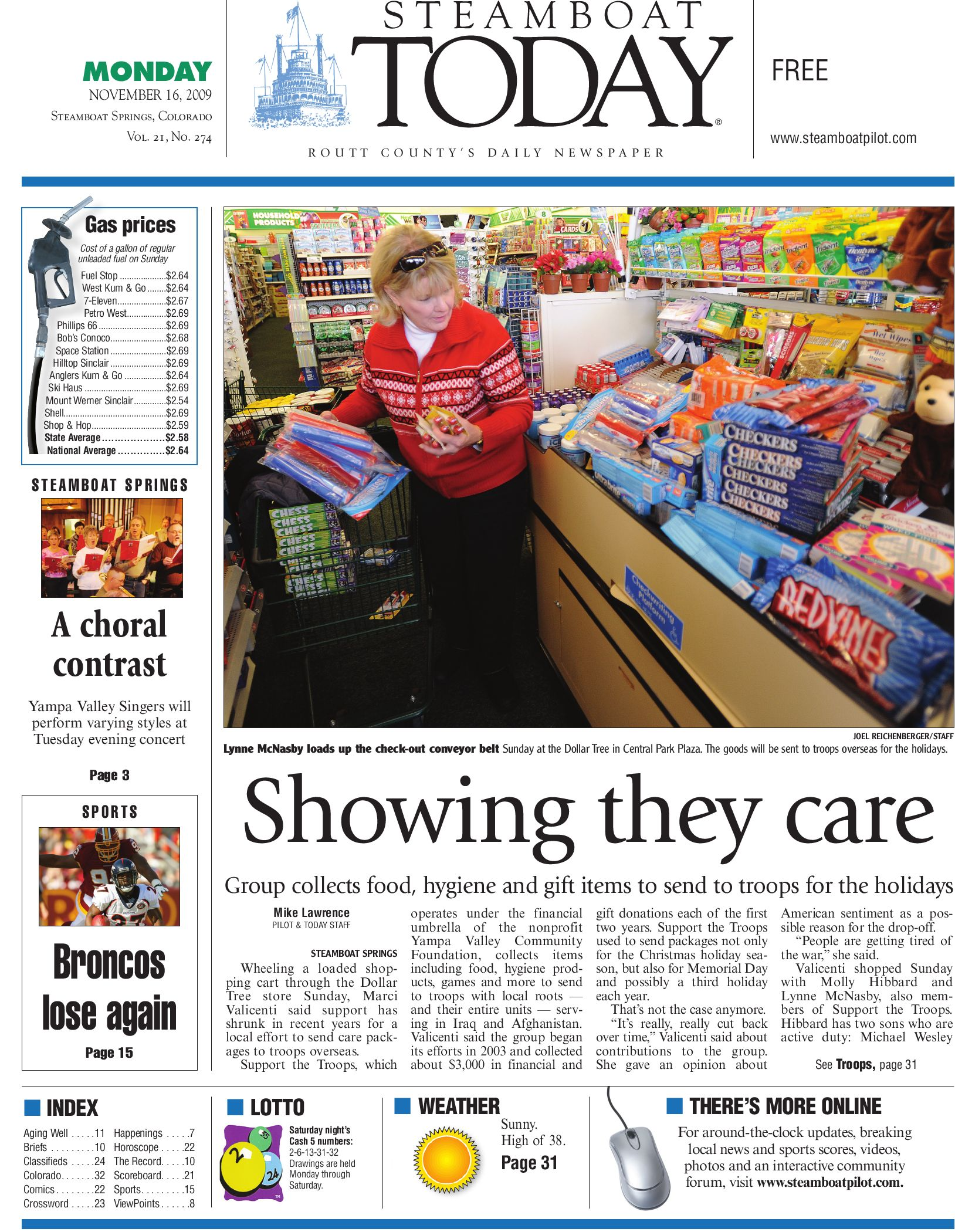 steamboat today nov 16 2009 by steamboat pilot today issuu