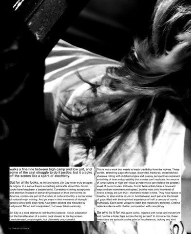 2ca301bd63a8 Little White Lies 02 - The Sin City Issue by The Church of London ...