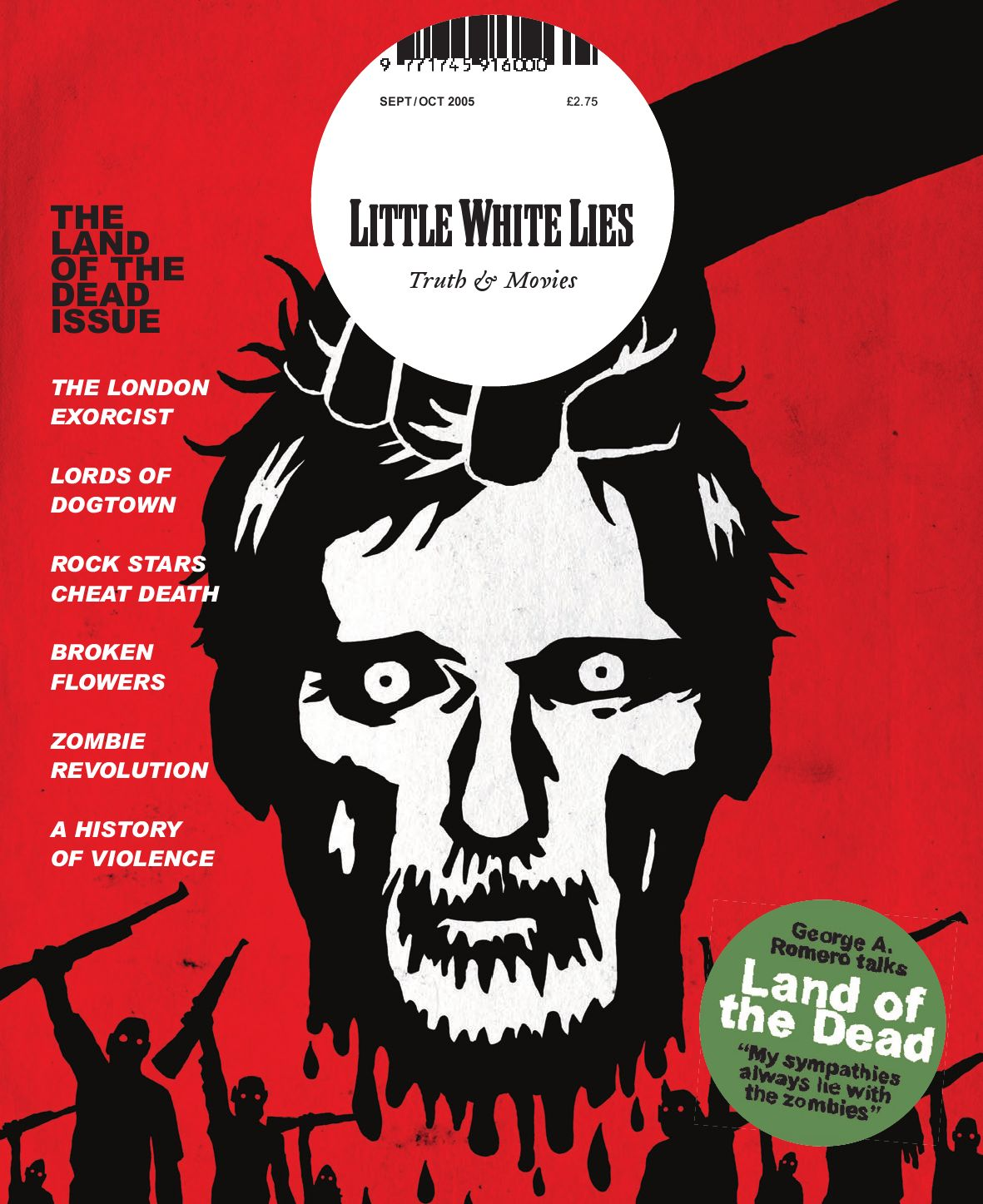 Little White Lies 03 - The Land of the Dead Issue by The Church of London -  issuu 68ea3c9a80