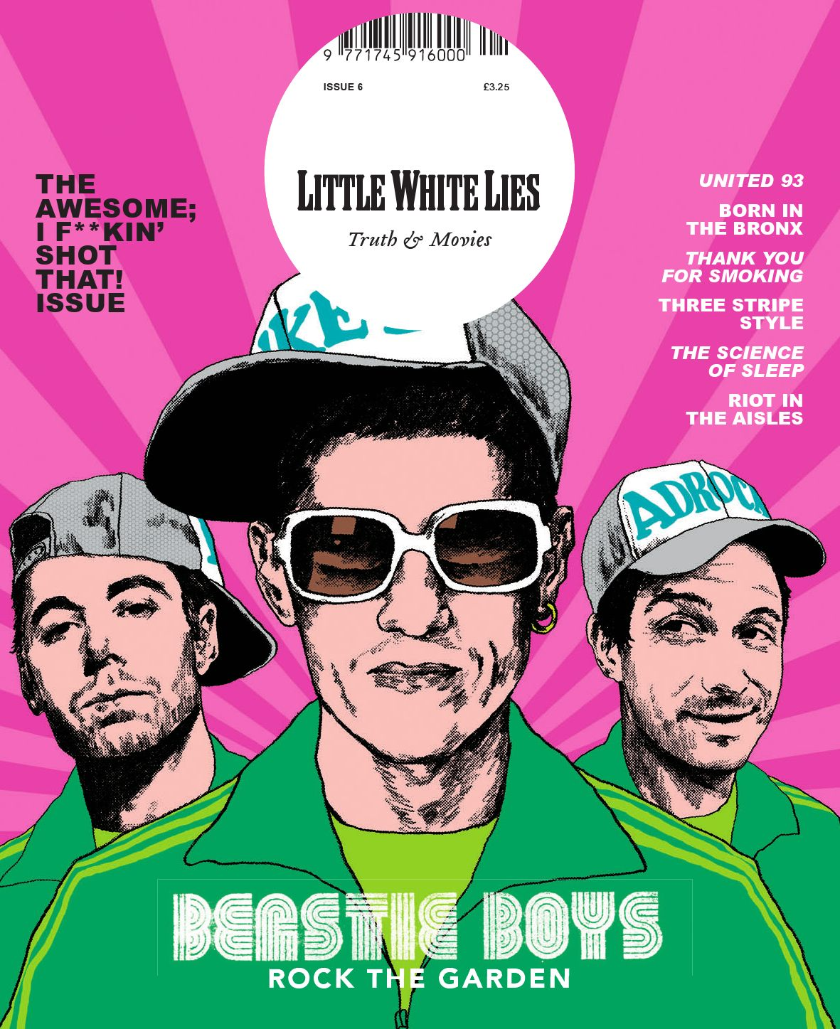 Little White Lies 06 - The Awesome I F**king Shot That Issue by The Church  of London - issuu