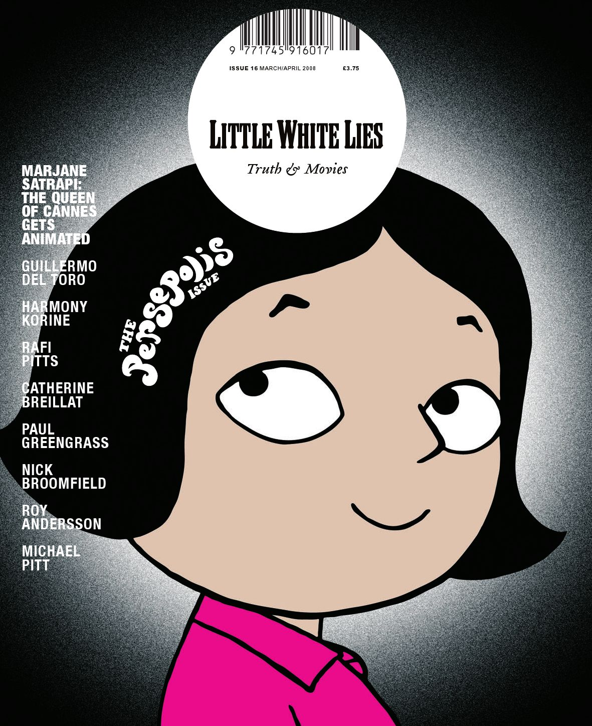Little White Lies 16 The Persepolis Issue By The Church Of London Issuu