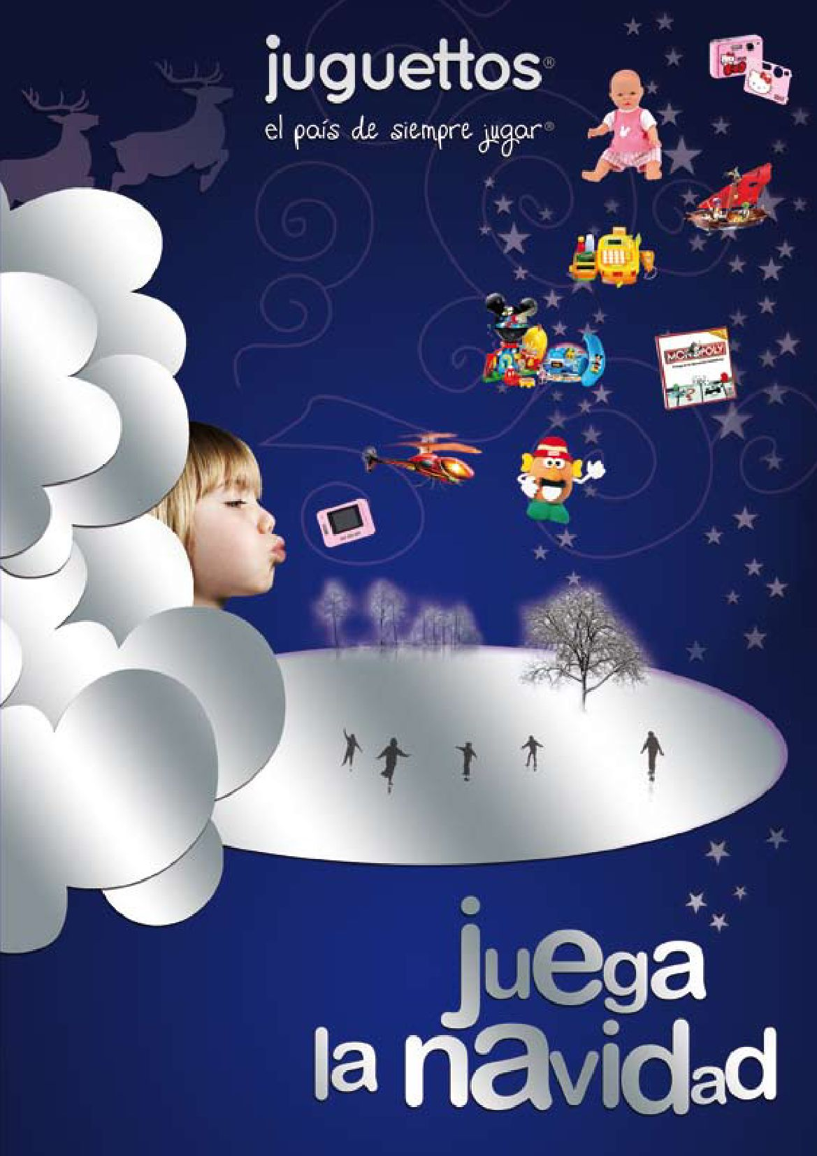 Catálogo de Diciembre 09 by Juguettos - issuu