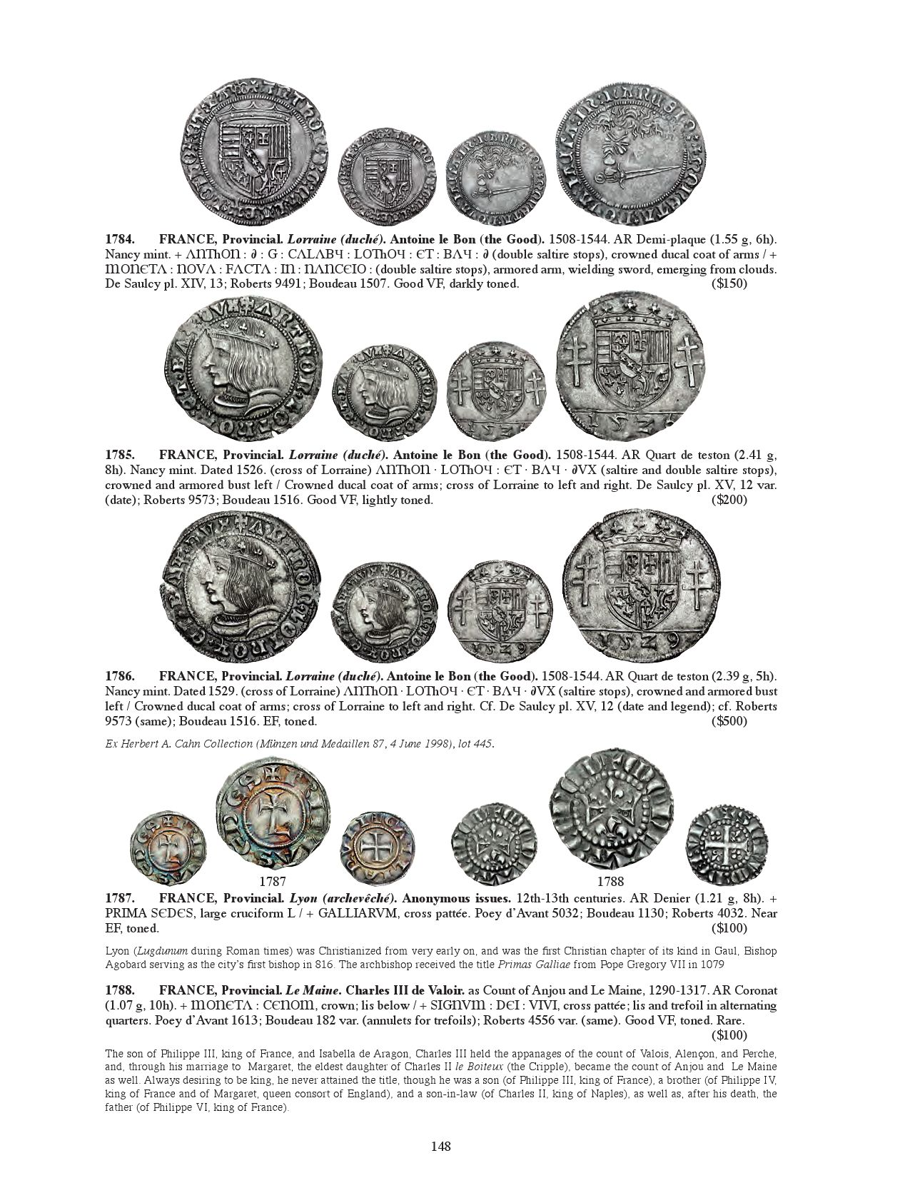 Cng Triton Xiii Sessions 3 4 By Classical Numismatic Group