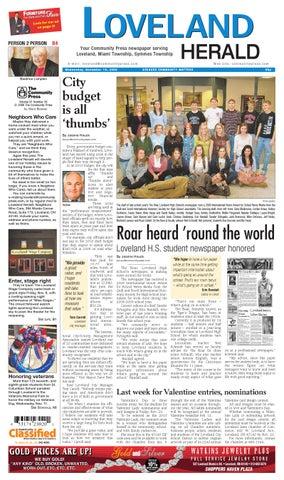 Loveland Herald 111809 By Enquirer Media Issuu
