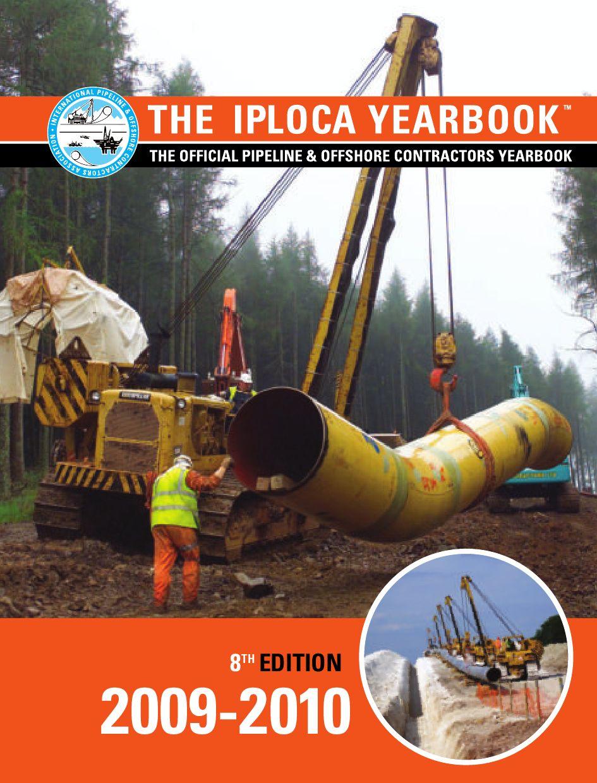 IPLOCA Yearbook 2009 2010 By Pedemex BV Issuu