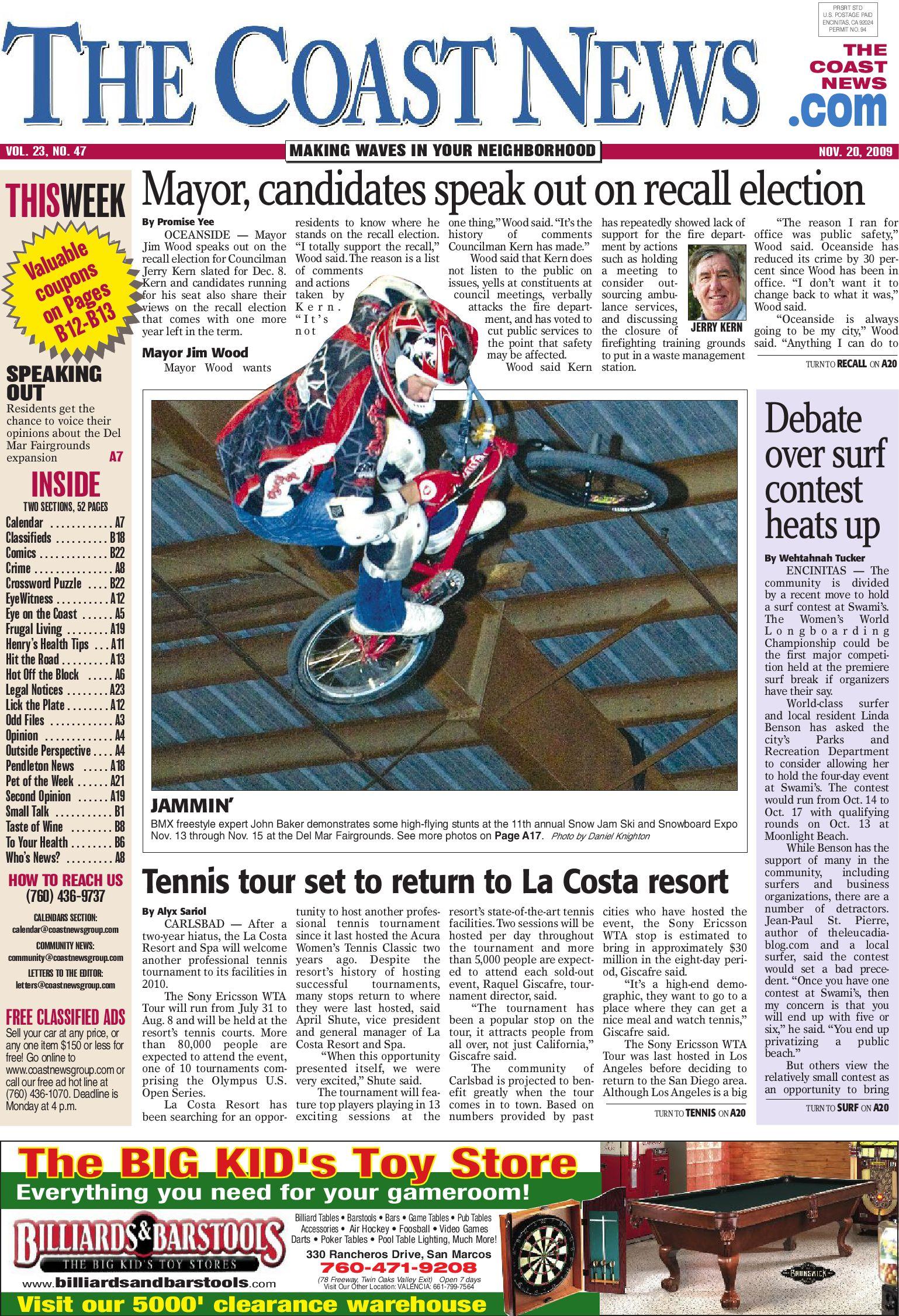 The Coast News by Coast News Group - issuu 743443ae9bb