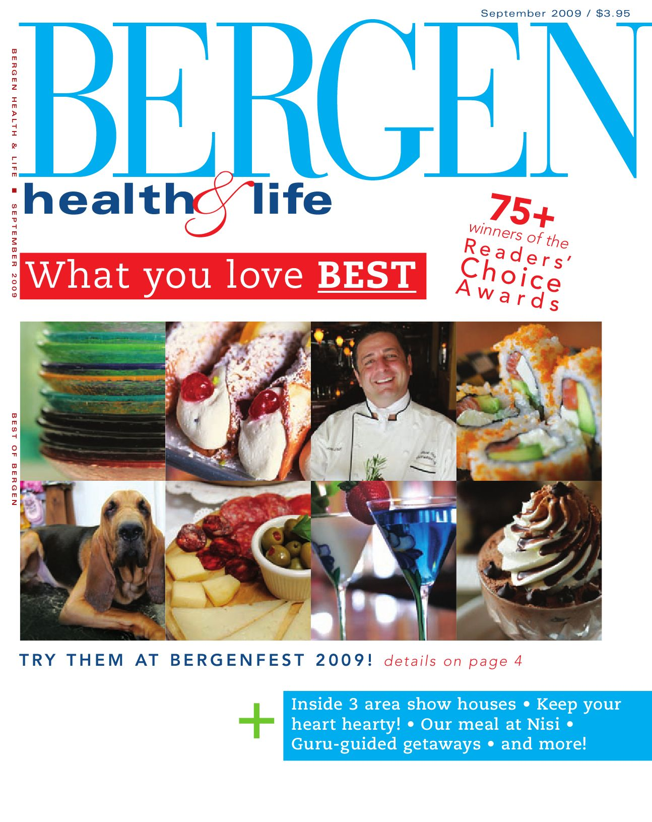 Bergen Health & Life September 2009 issue by Wainscot Media - issuu