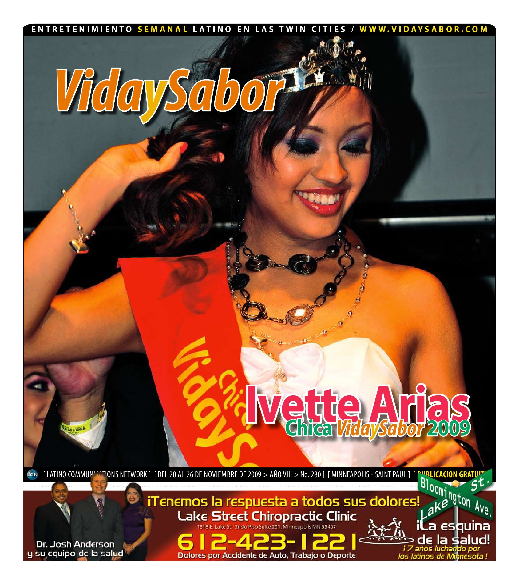 Vida y Sabor 280 by Latino Communications Network LLC - issuu
