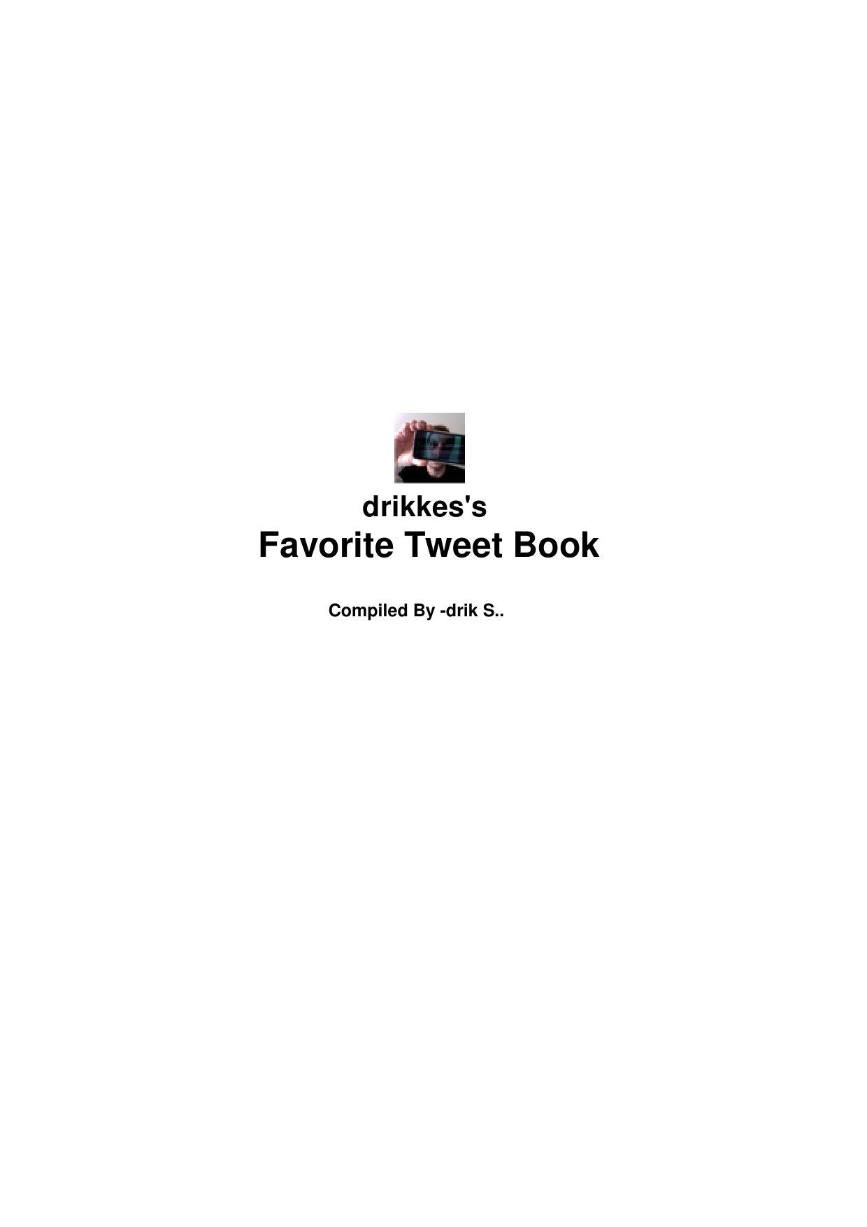 Tweets Tweets Faved Faved By By Drik SIssuu Tweets Drik Drik By SIssuu Faved n8XOw0PNk