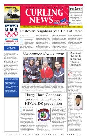 November U S  Curling News by USA Curling - issuu