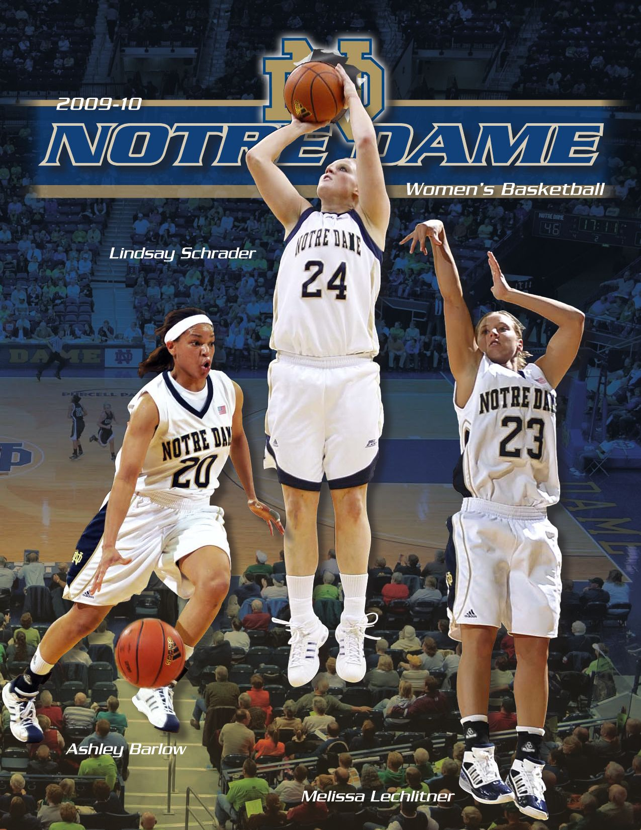 half off bce49 52791 2009-10 Notre Dame Women s Basketball Information Guide by Chris Masters -  issuu