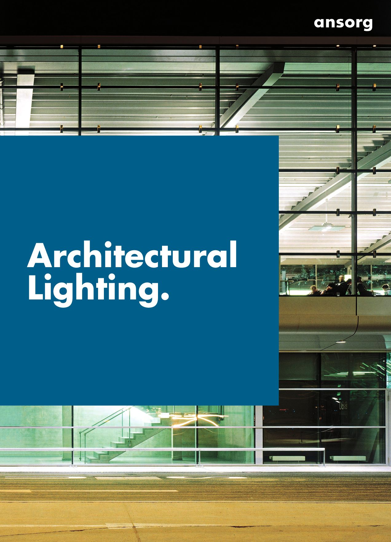 Architectural Lighting From Ansorg By Lightonline Issuu