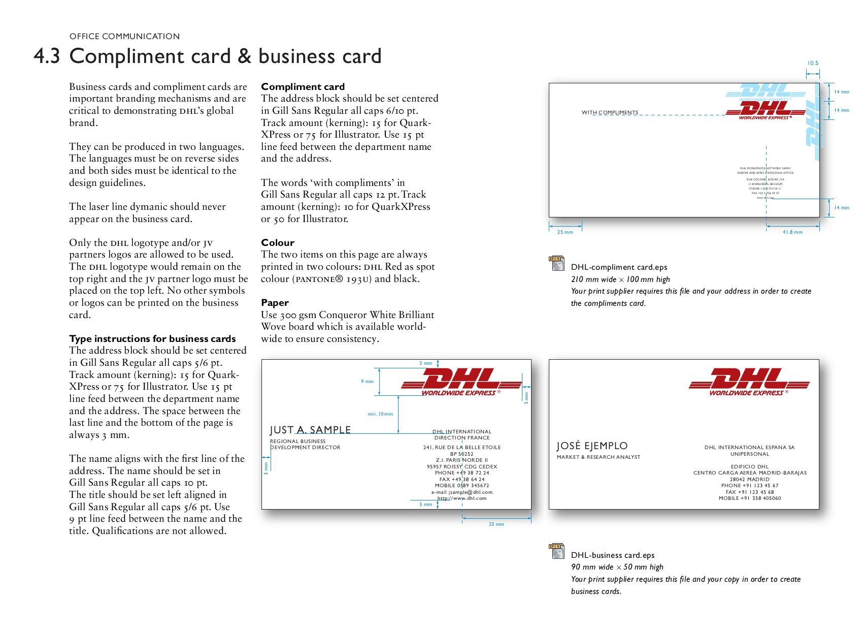 Dhl guidelines by gabychev alex issuu reheart Image collections