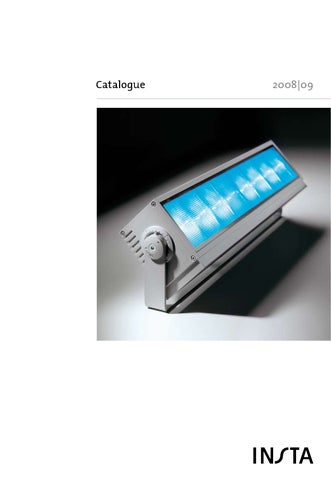 Insta Lüdenscheid insta catalog 2008 2009 by lightonline issuu