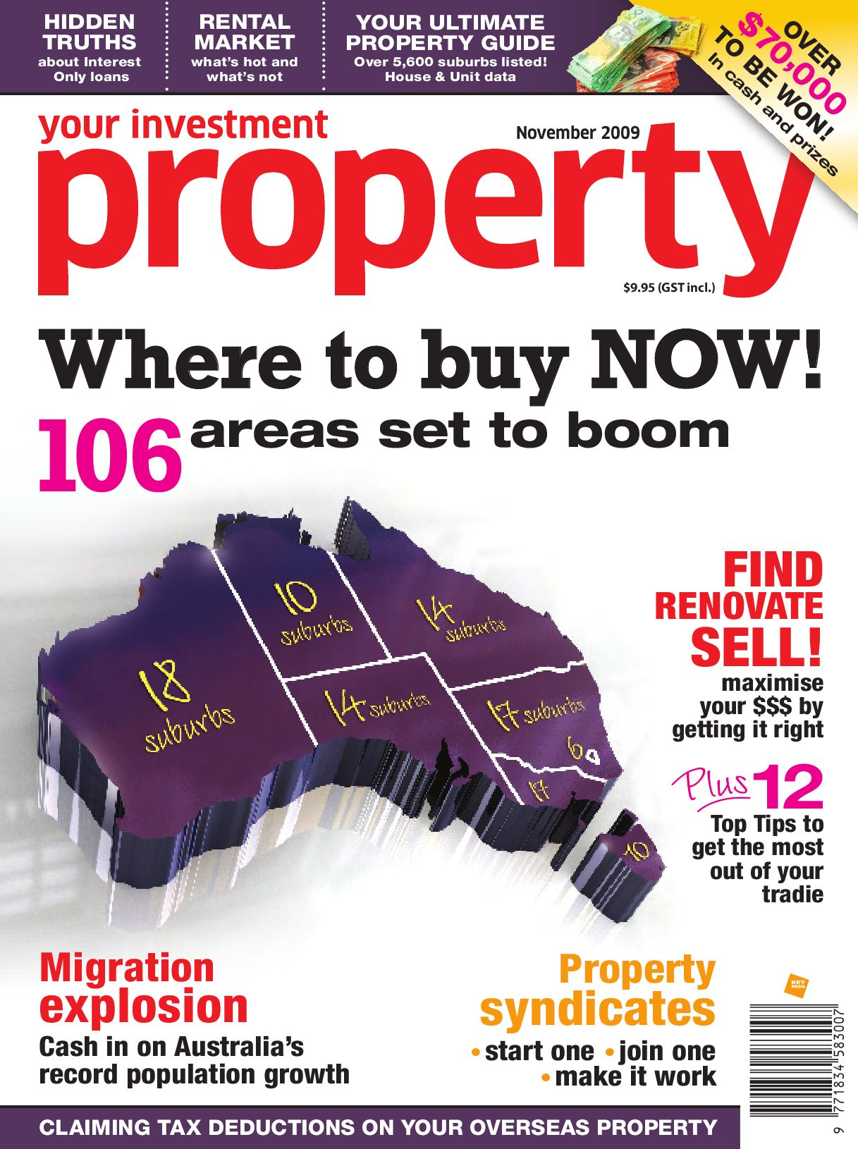 Your Investment Property (YIP) magazine Issue 30 November