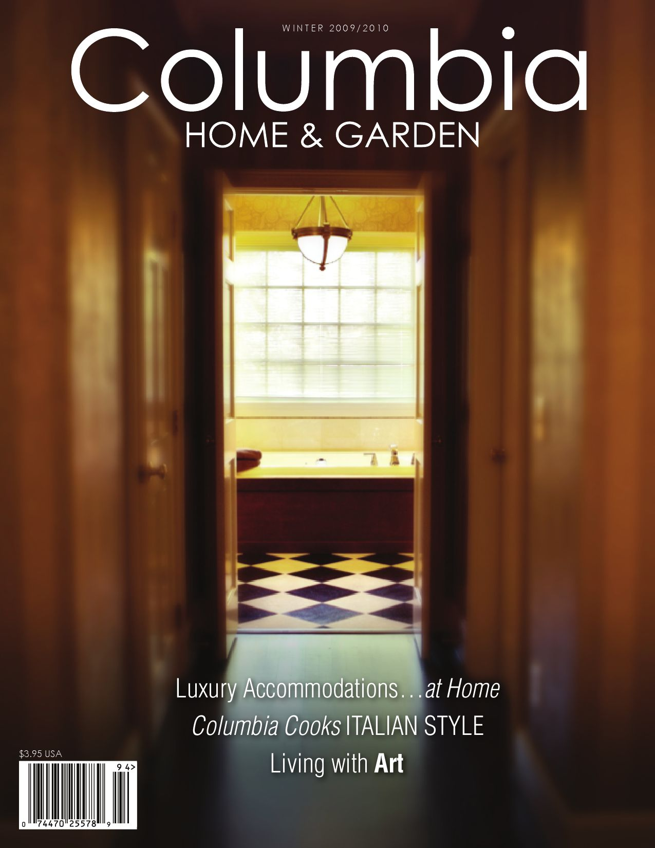 Columbia Home & Garden - Winter 2009 by Columbia Home & Garden - issuu