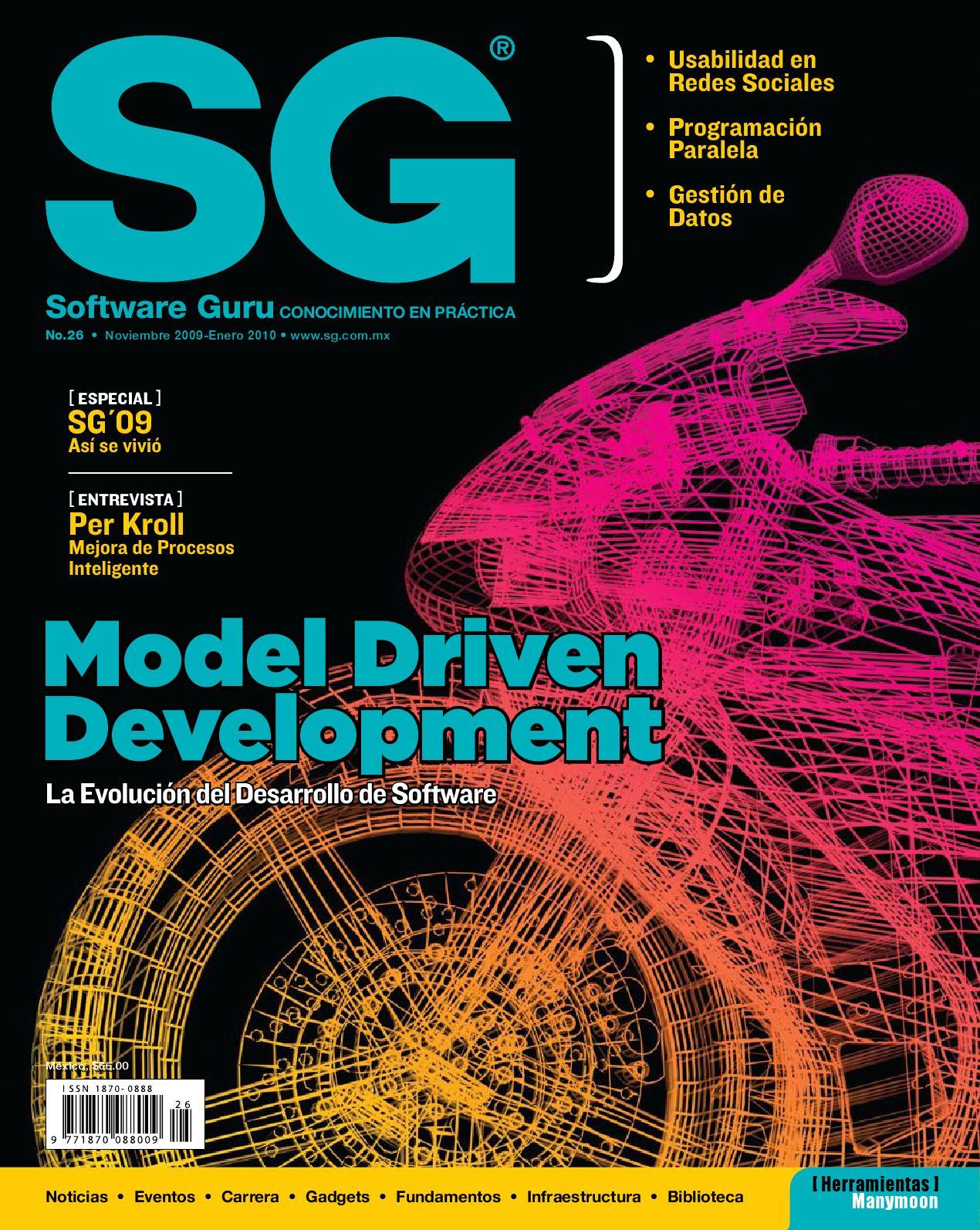 SG26 (Noviembre 2009 - Enero 2010) by Revista Software Guru - issuu