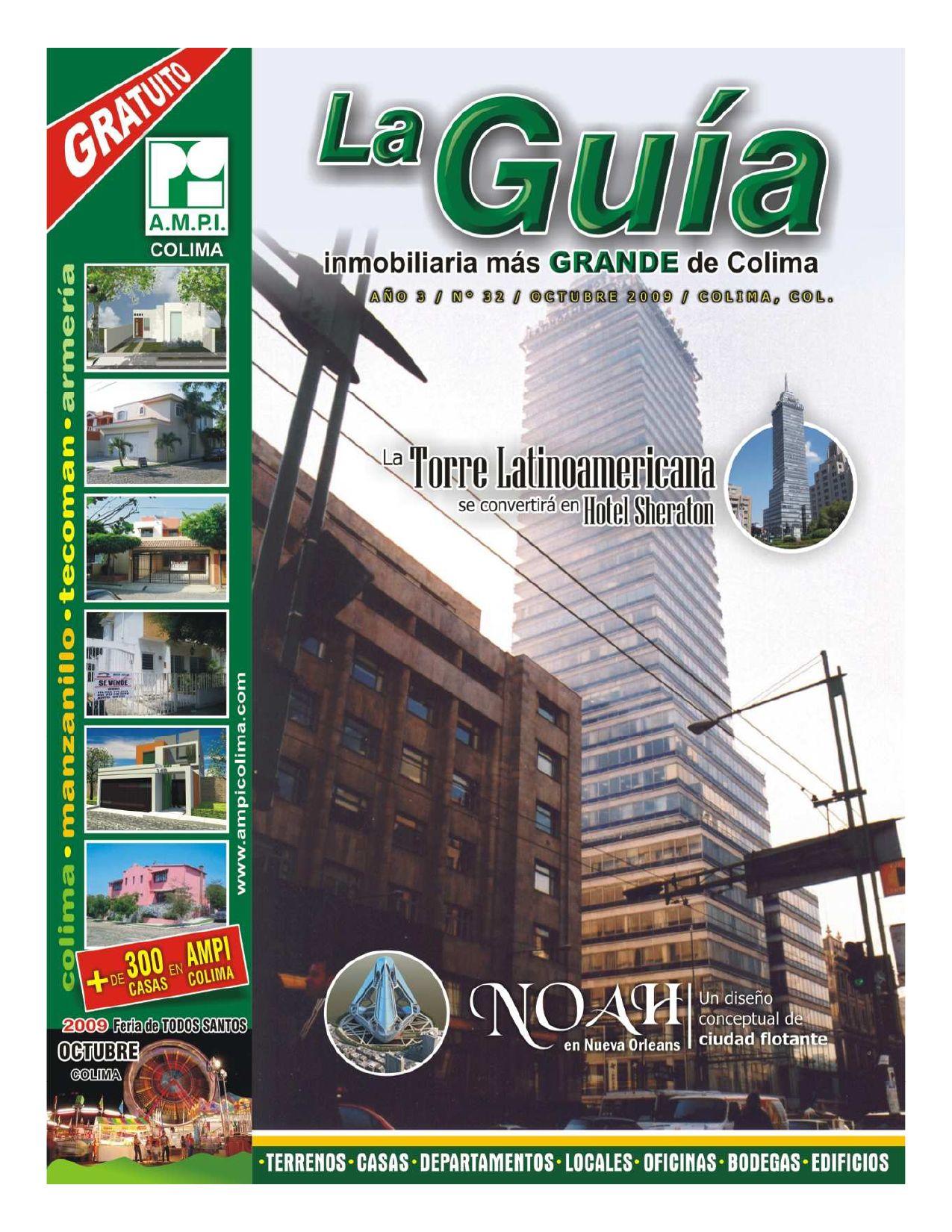 La guia inmobiliaria de colima by edgar candor issuu for Guia inmobiliaria