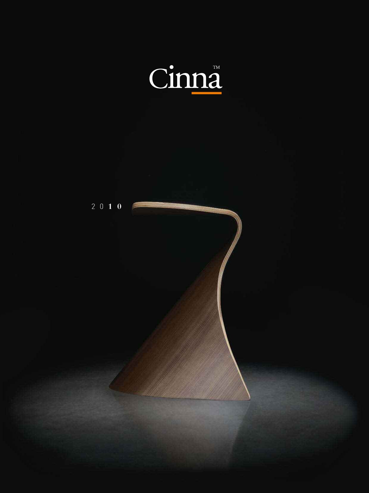 Catalogue cinna 2010 by asv mobilier issuu for Meuble cinna everywhere