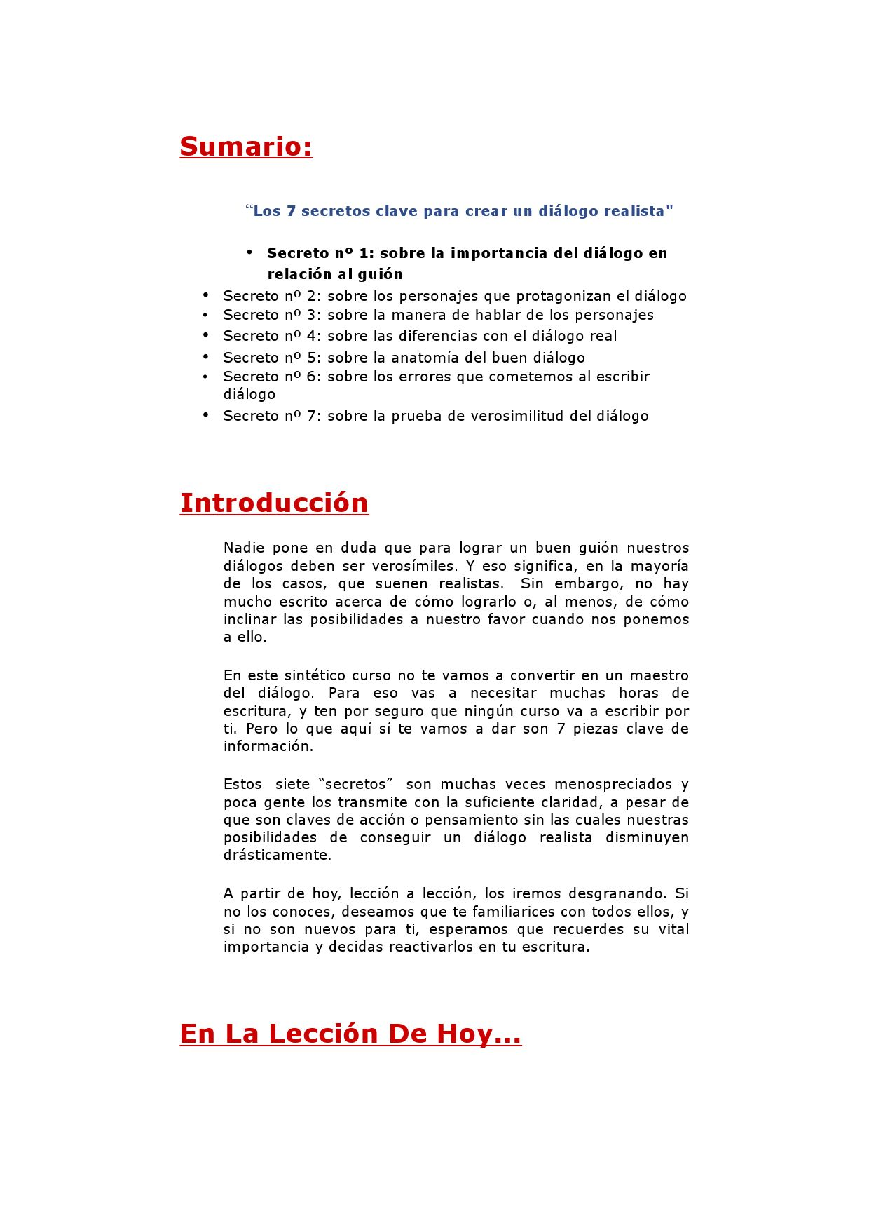 Curso De Guion by Juan Esteban - issuu