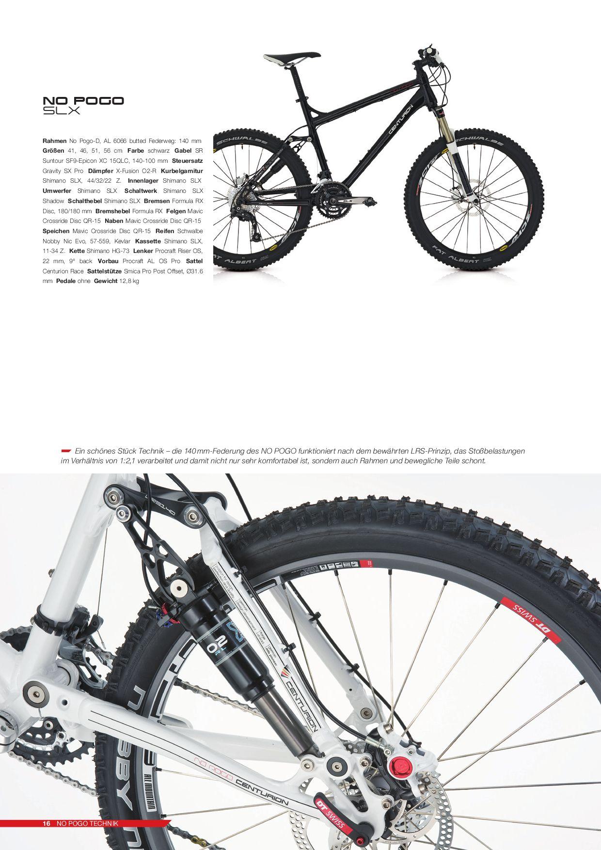 Centurion Bikes Katalog 2010 by MERIDA & CENTURION Germany GmbH - issuu