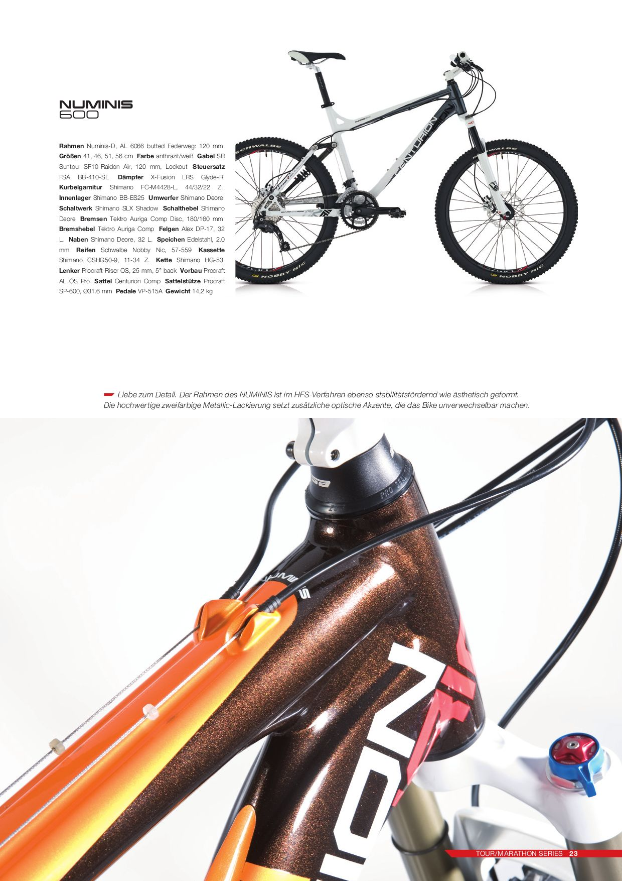 Centurion Bikes Katalog 2010 by MERIDA & CENTURION Germany GmbH - issuu