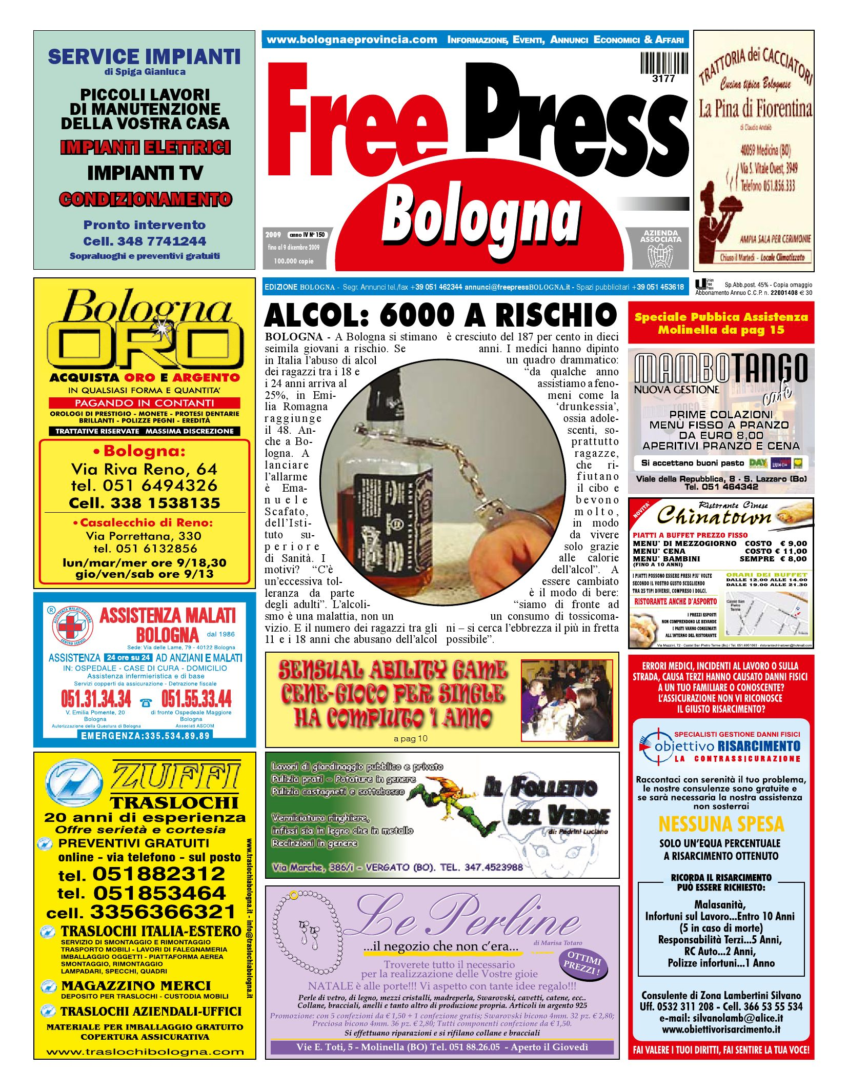 Free Press 150 by La Tribuna srls - issuu f6003cd8919