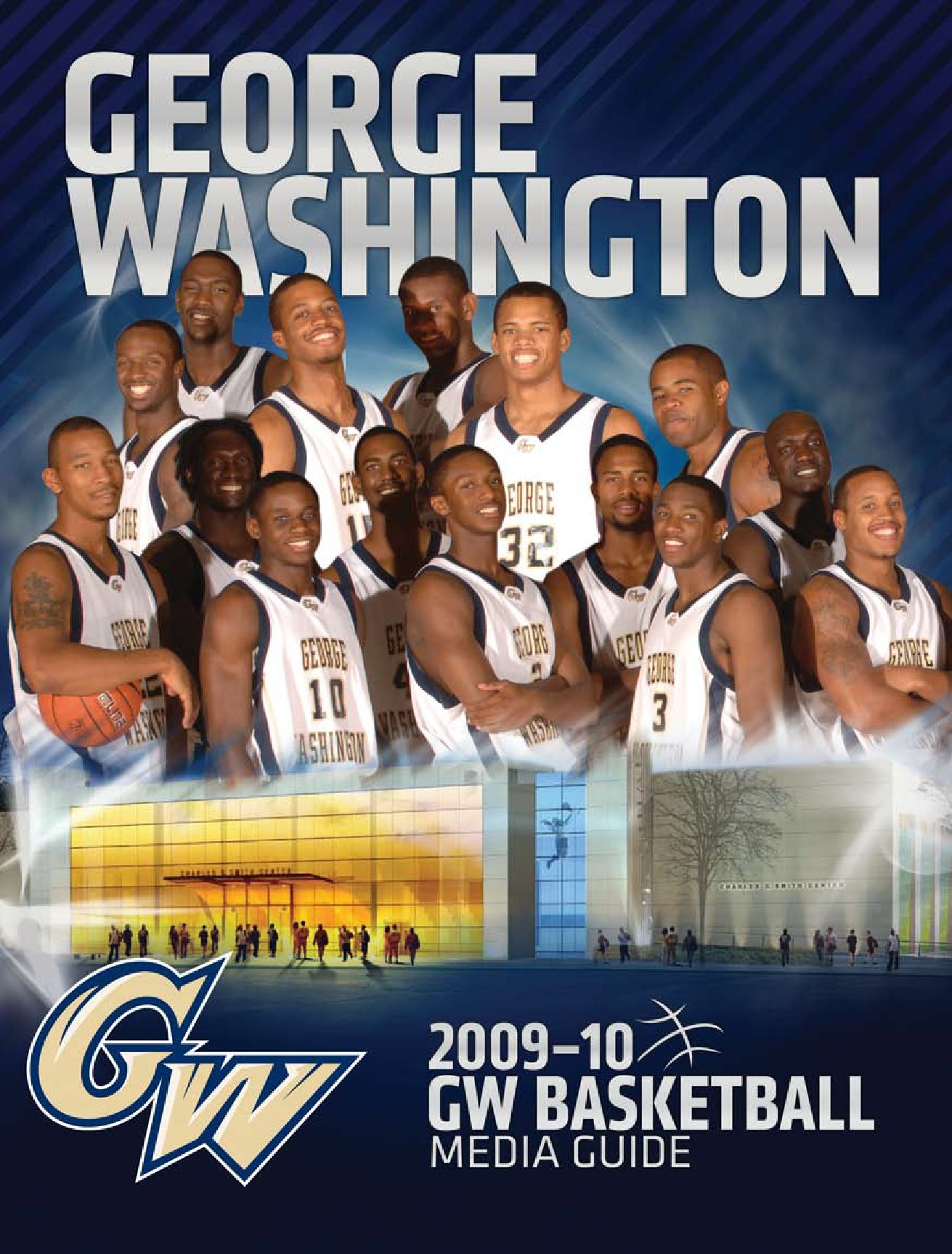 2009 10 GW Men s Basketball Media Guide by Jesse Hooker issuu