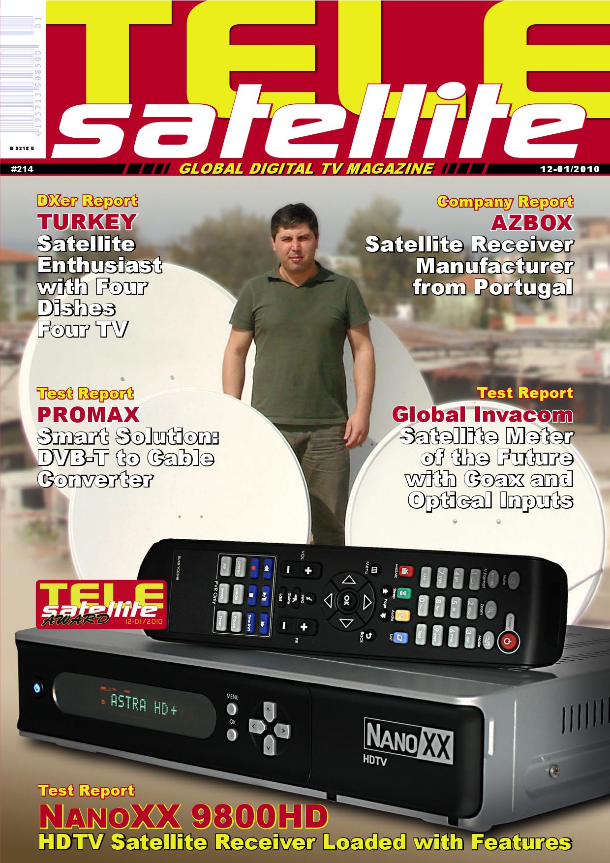 eng TELE-satellite 1001 by Alexander Wiese - issuu