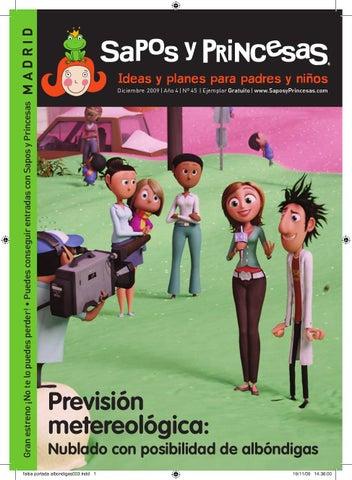 Revista Diciembre Sapos y Princesas by SAPOS Y PRINCESAS - issuu