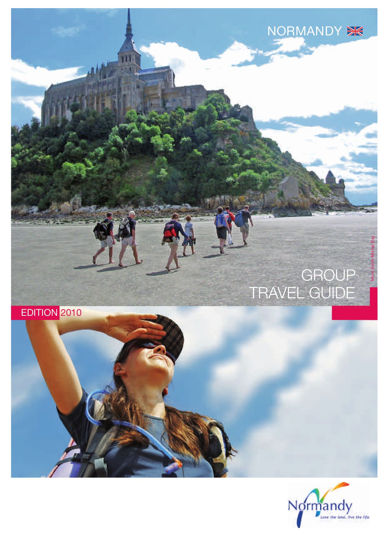 Gfroup Travel Guide 2010 by Norman Tourisme issuu