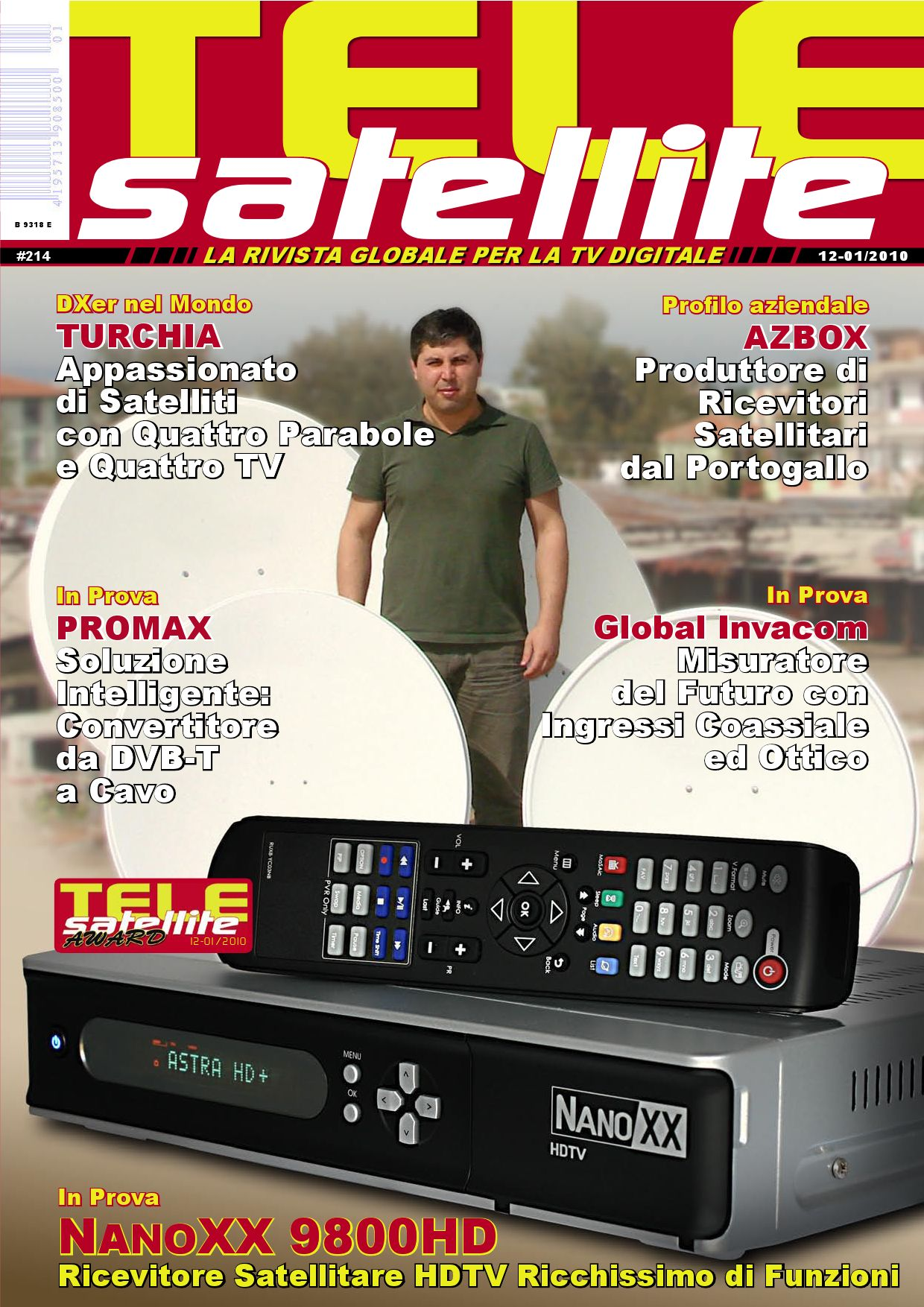 ita TELE-satellite 1001 by Alexander Wiese - issuu 321bdea05f8
