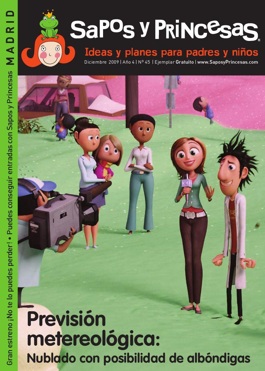 Revista Sapos y Princesas Diciembre 09 by SAPOS Y PRINCESAS - issuu