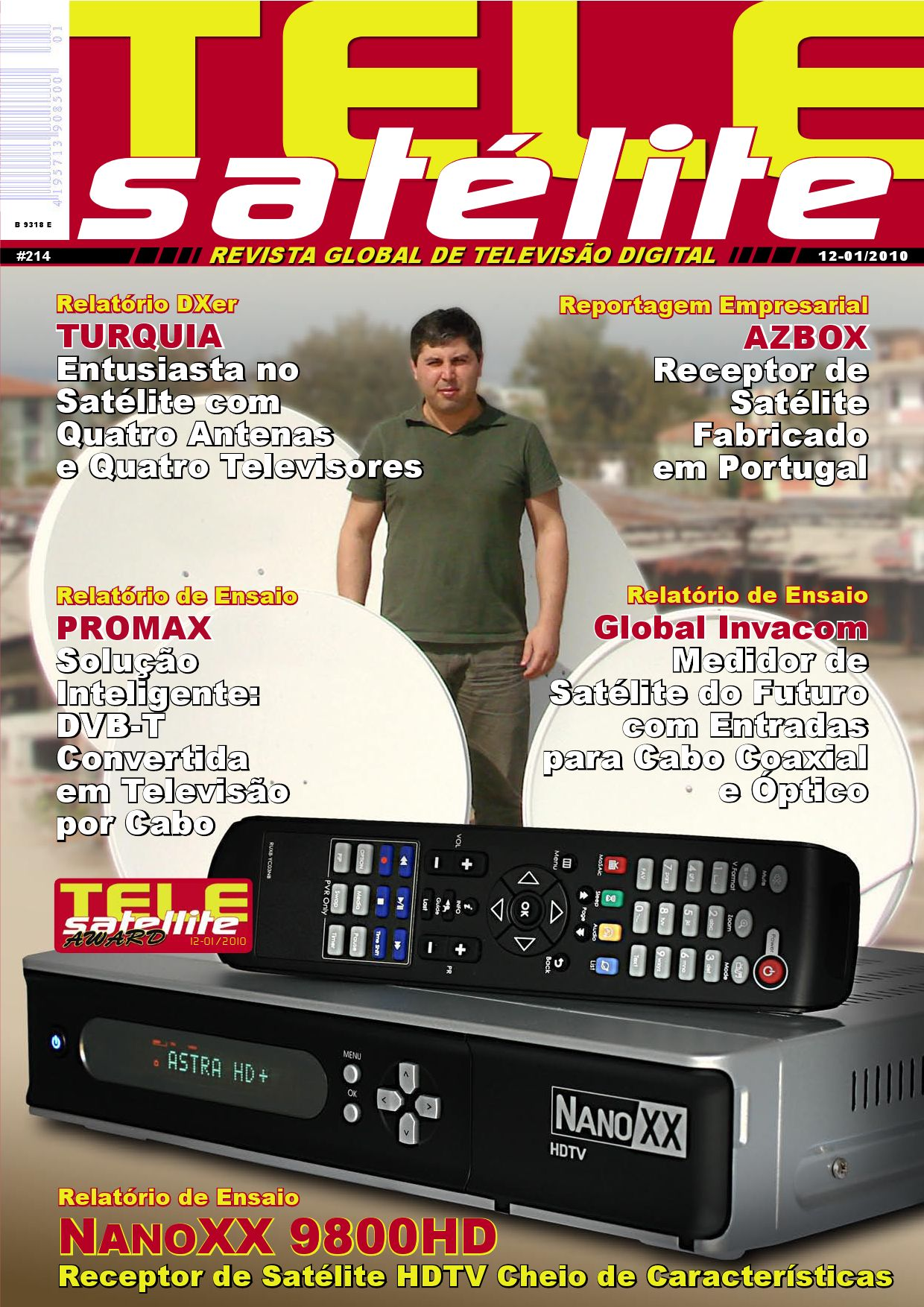 por TELE-satellite 1001 by Alexander Wiese - issuu