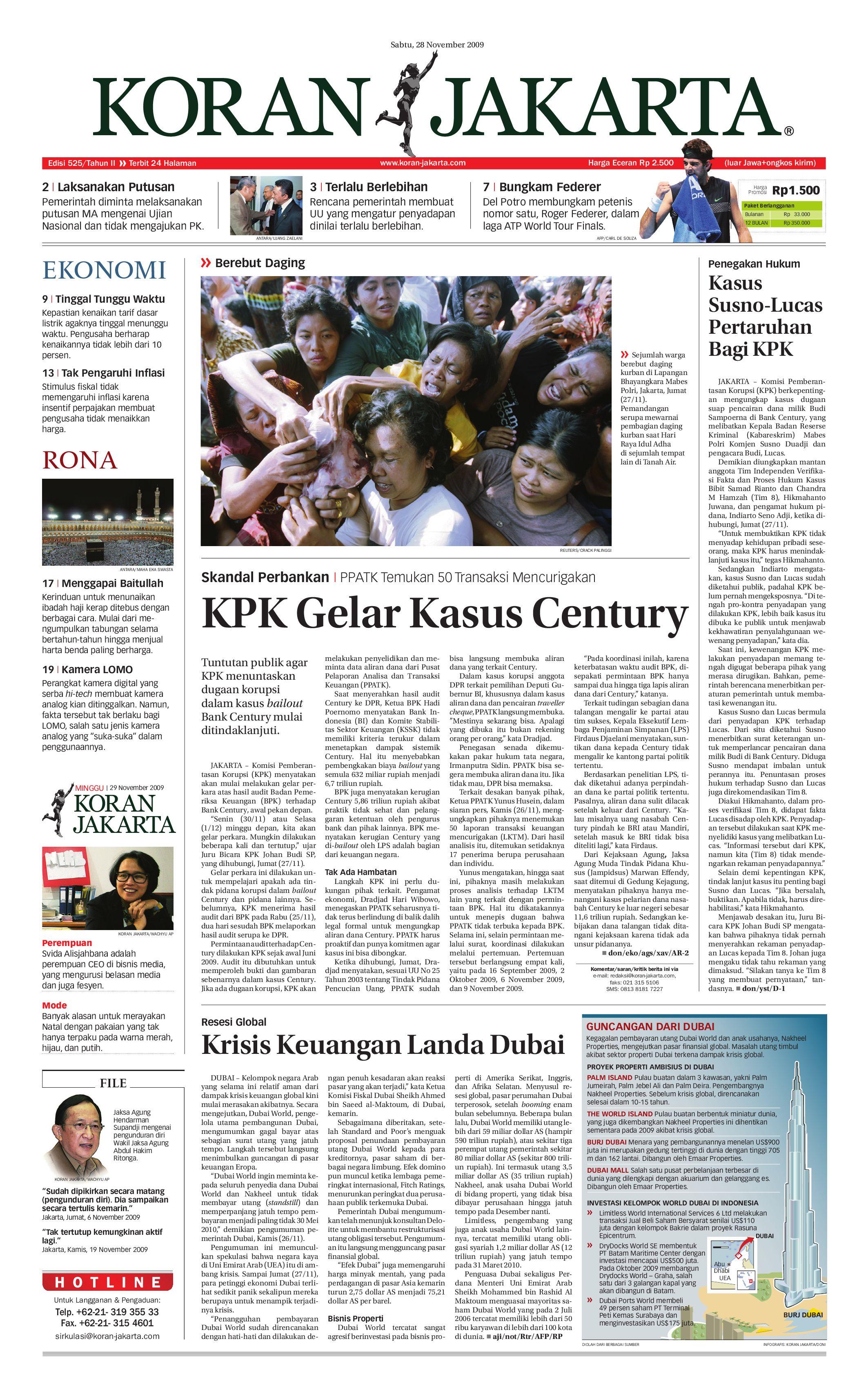EDISI 525 - 28 NOVEMBER 2009 by PT. Berita Nusantara - issuu 86453a04cd