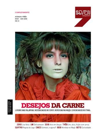 ef9da4409 Seven Magazine #3 by Chico Neto - issuu