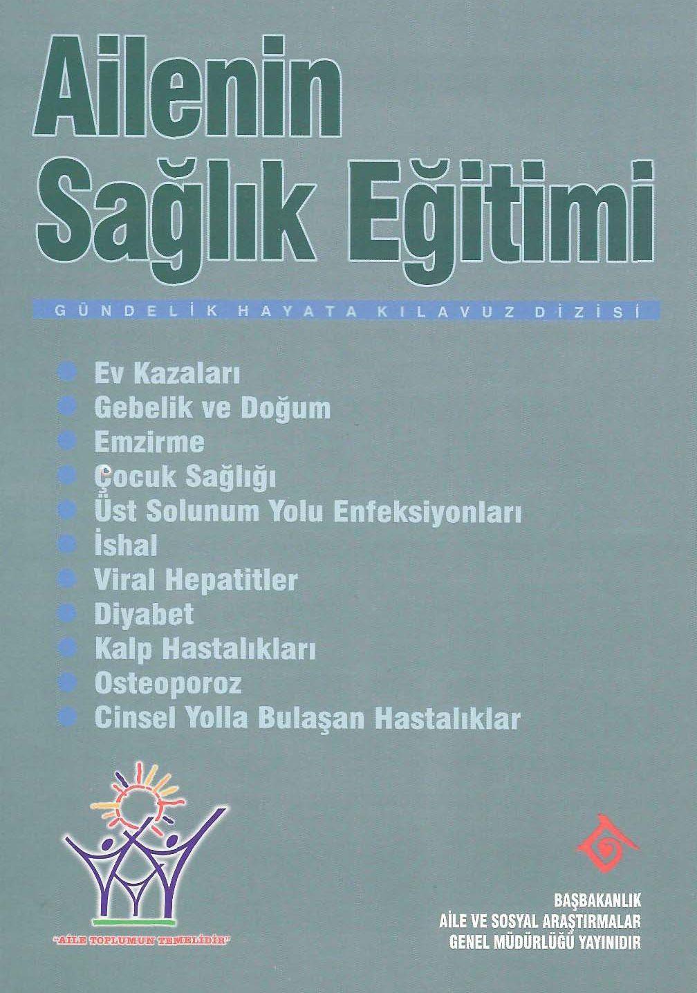 Ailenin Saglik Egitimi By Zulkuf Karakoc Issuu