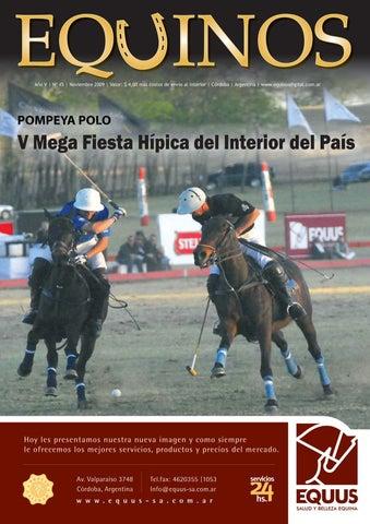 Equinos 45 - Noviembre by barbara couto - issuu 178ebb95d7967