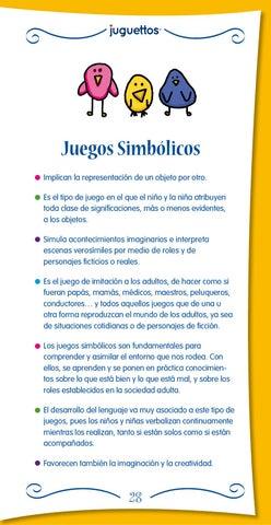 Manual Para Que Mamás Y Papás Aprendamos A Jugar By Juguettos Issuu