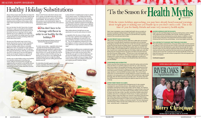 Thrive december issue by thrive magazine issuu forumfinder Gallery