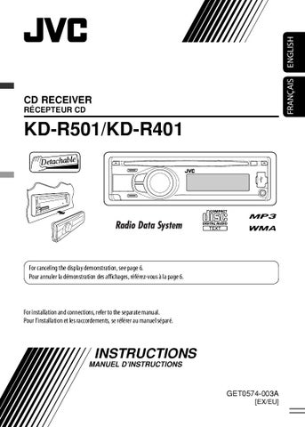 page_1_thumb_large jvc kd r401 manual by car audio issuu jvc kd-r401 wiring diagram at soozxer.org