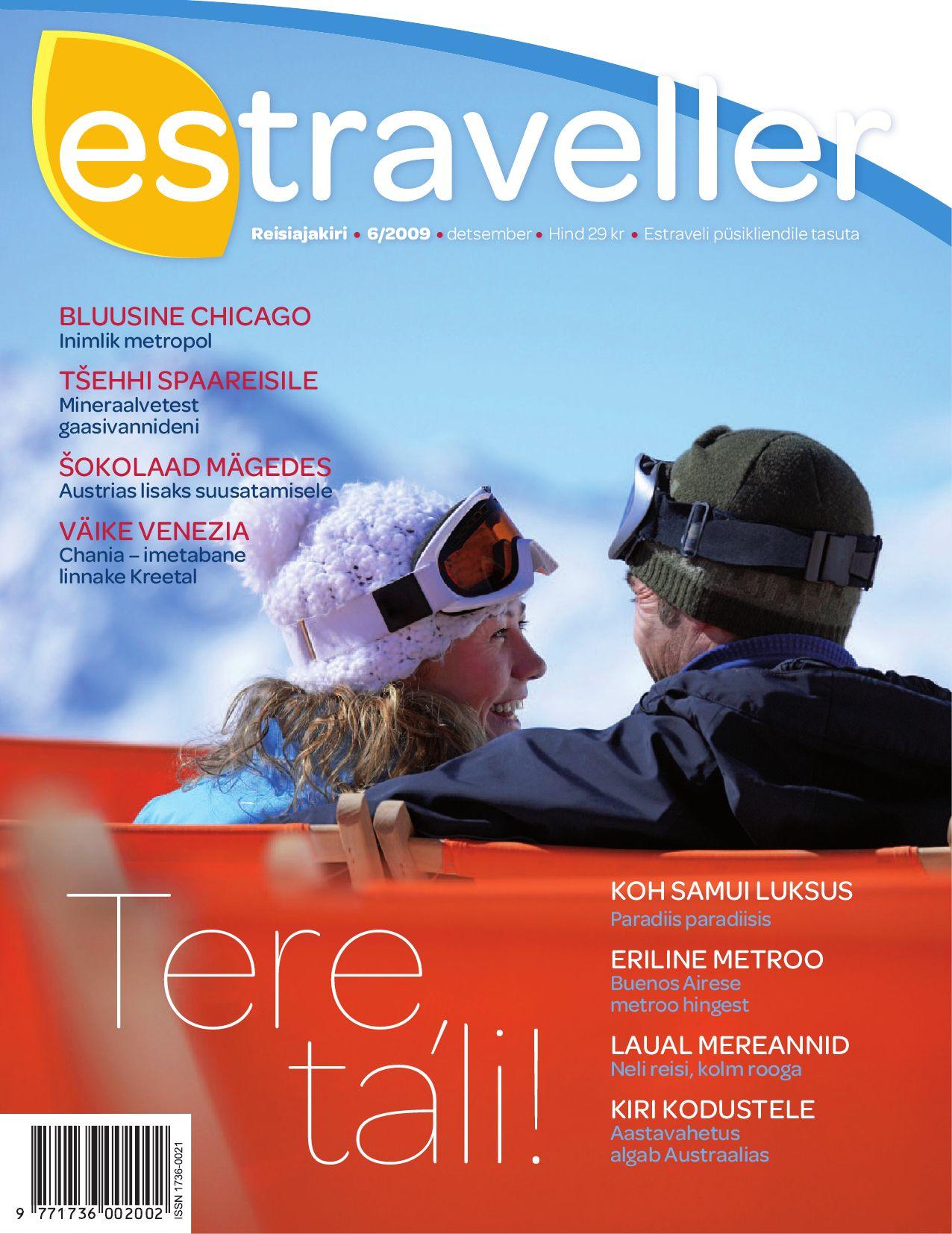 bfcad08affb Estraveller 6/2009 by Estraveller - issuu