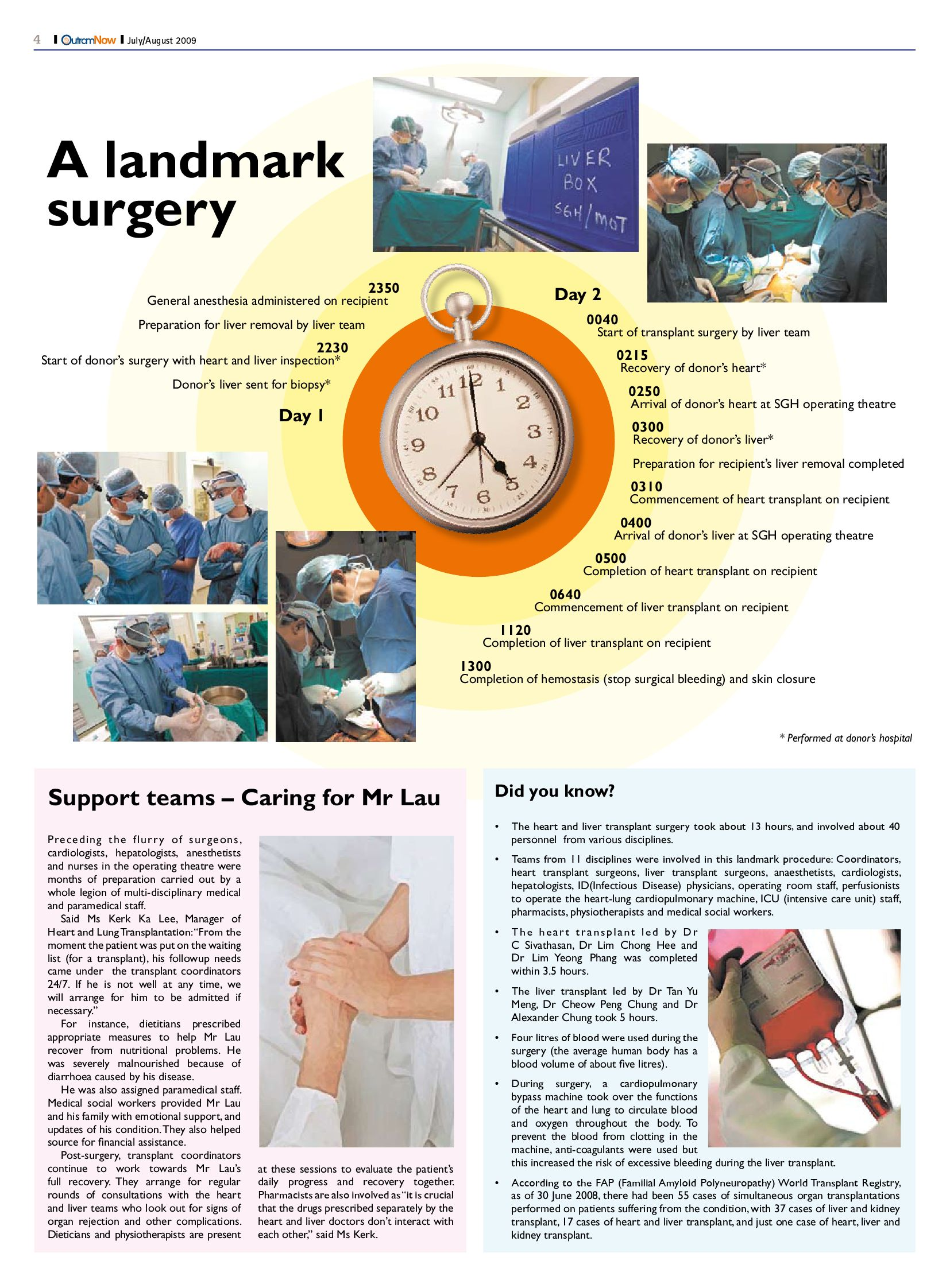 OutramNow July/August 09 by Singapore General Hospital - issuu