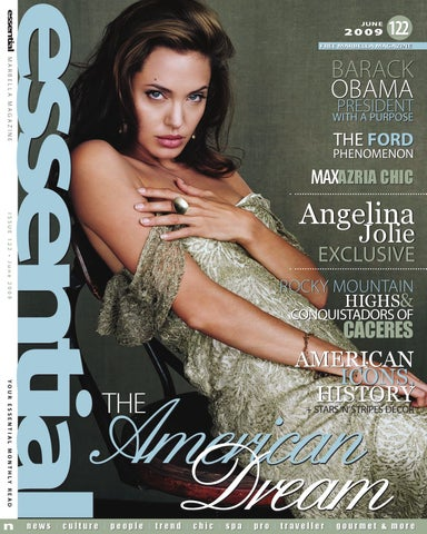 first rate 9f708 1712f Essential Marbella Magazine June 2009 by Publicaciones ...