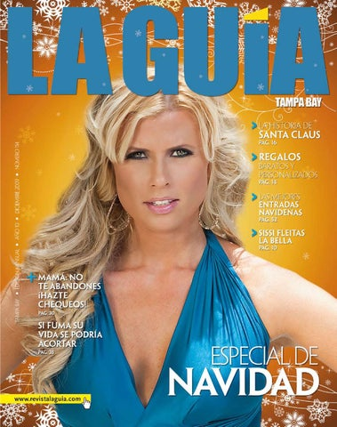 La Guia Tampa Bay Diciembre by TV Net Media Group, LLC. - issuu