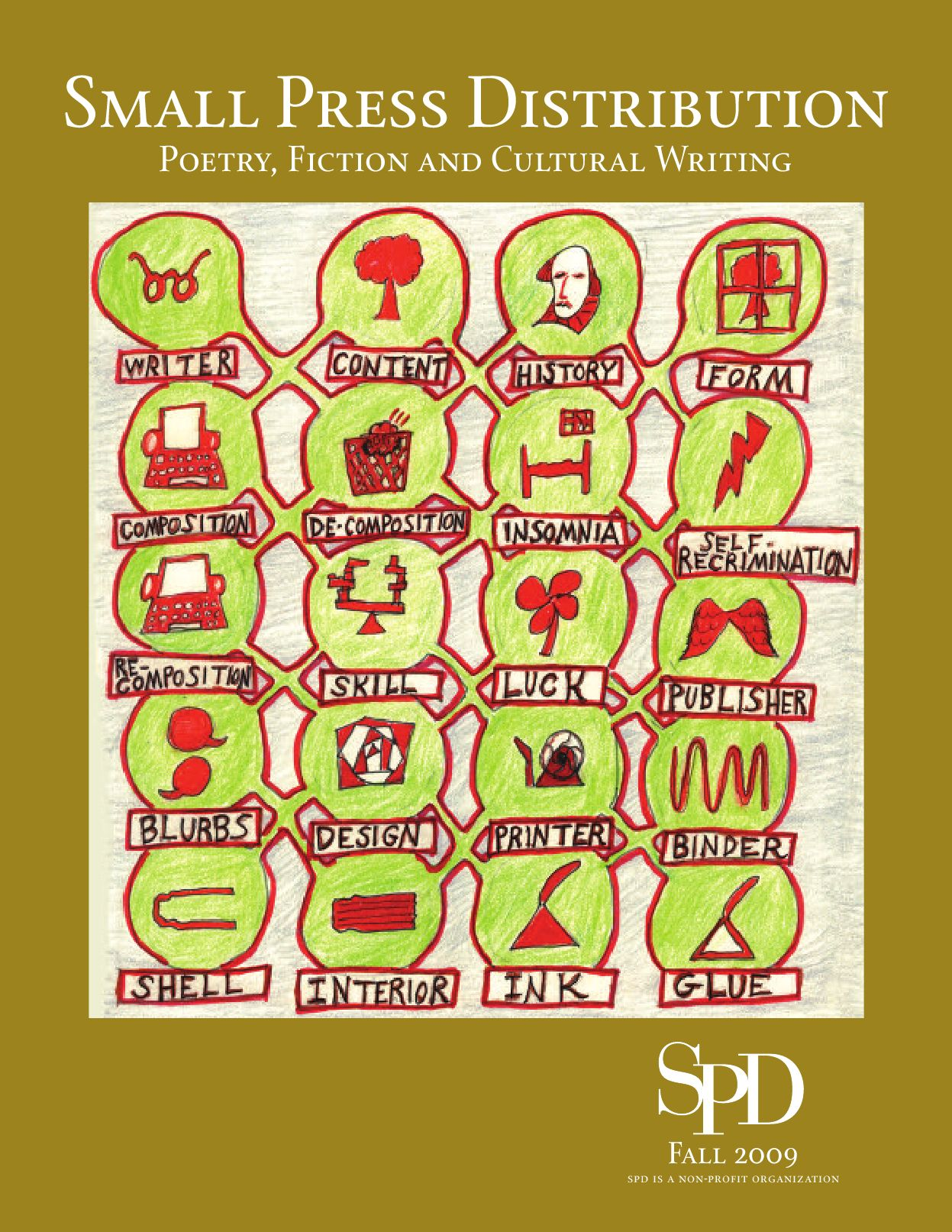 spd fall 09 catalog by small press distribution issuu