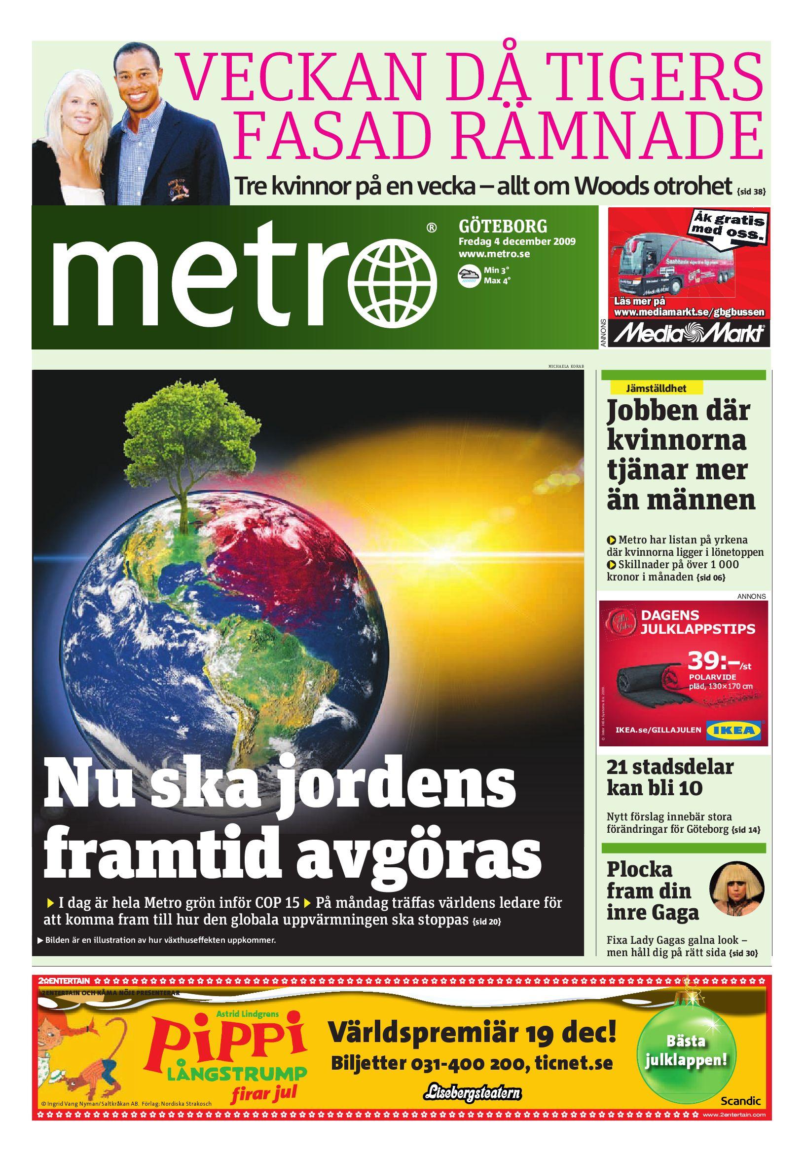 lowest price 32a95 edd4f http   www.readmetro.com media archive pdf 20091204 Goteborg by Metro  International - issuu