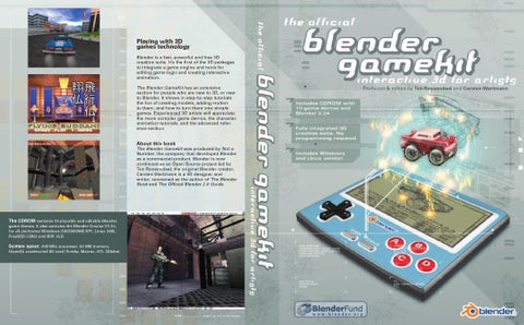 blender geme engine_tutorial by cggourd gourd - issuu