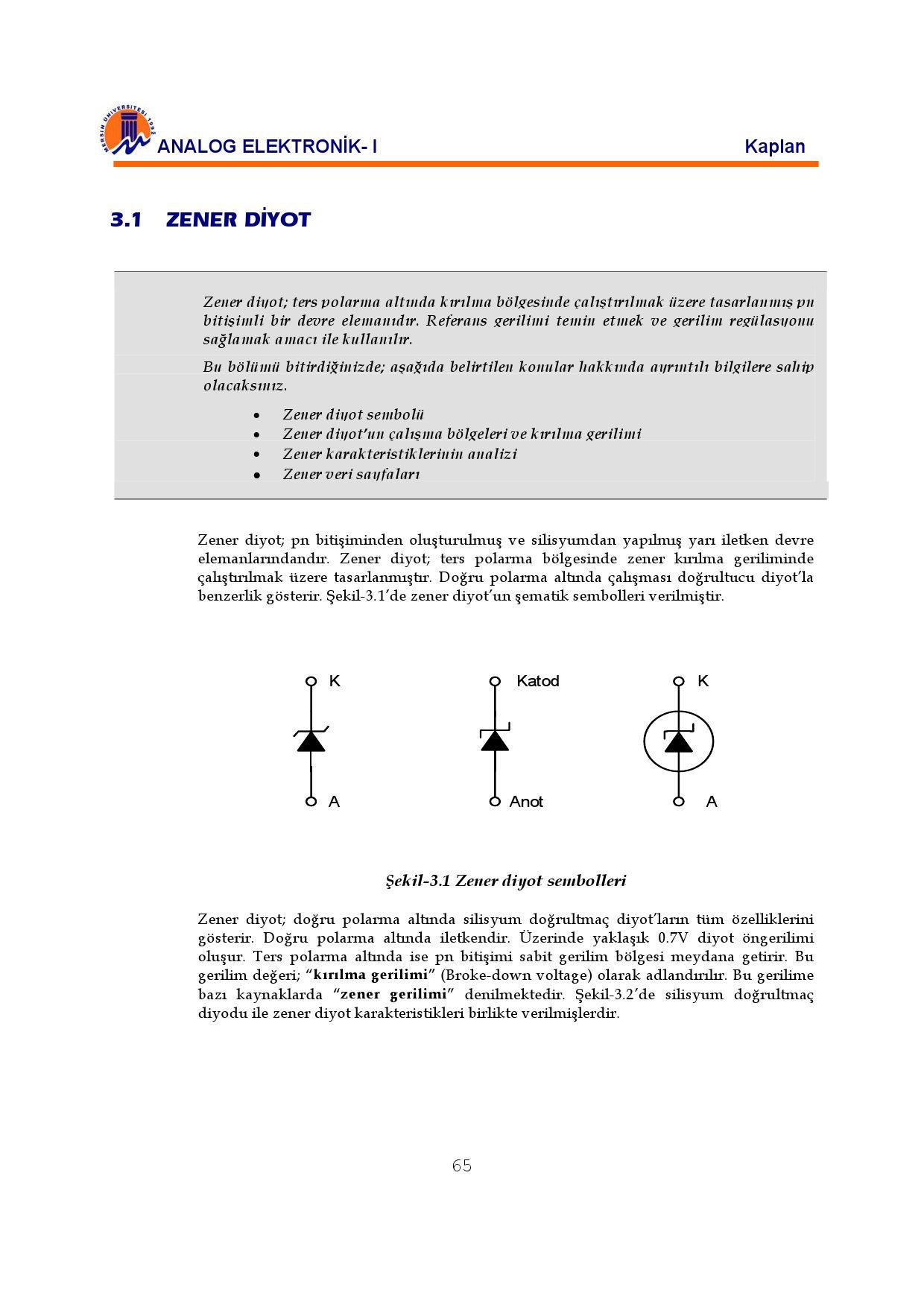 Analog Elektronik I By Anarchy Issuu