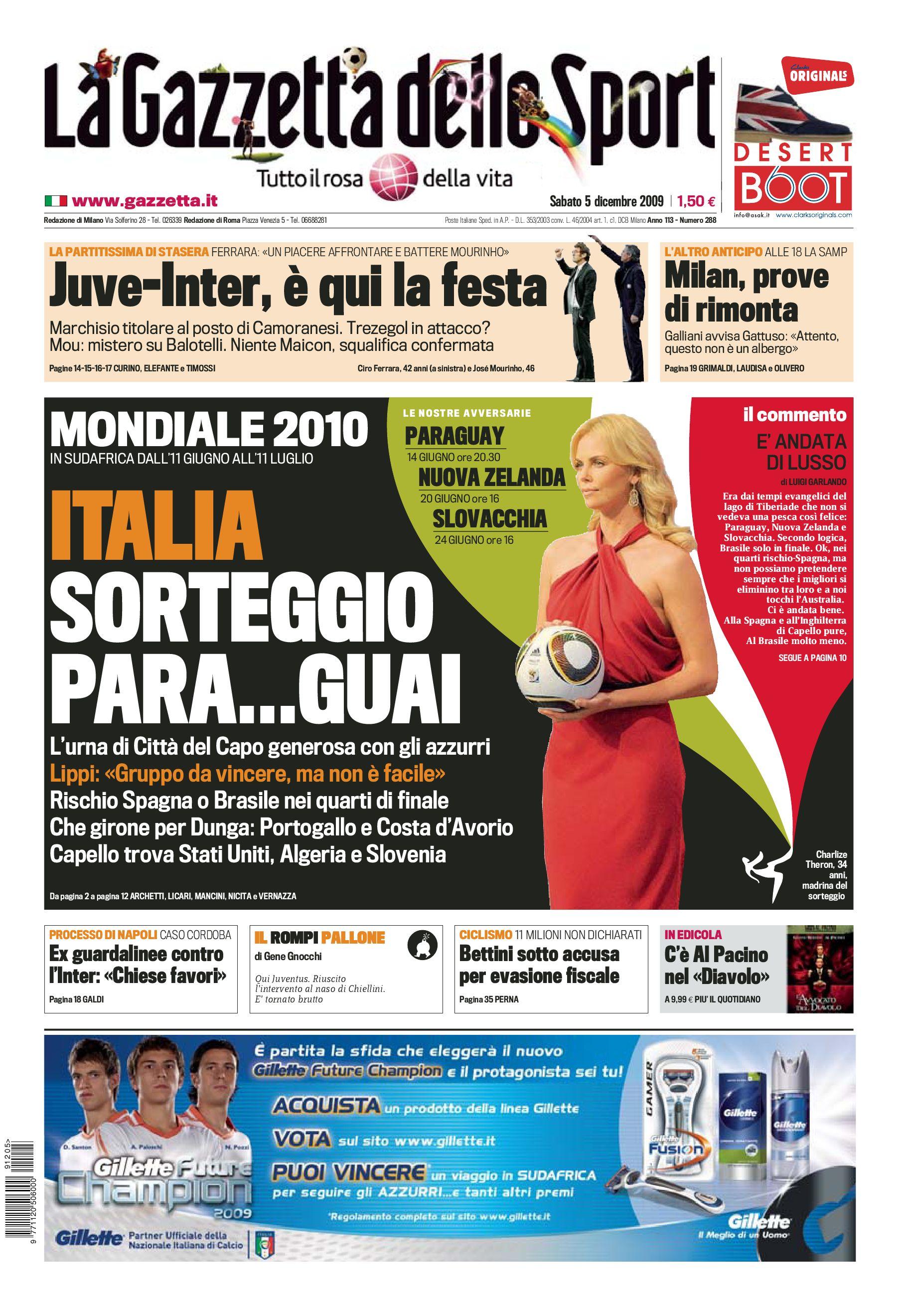 Gazzetta by Riccardo Lupo - issuu 167d7d14f4a